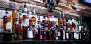 Consumption Alcohol Bar