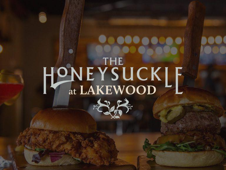 Honeysuckle at Lakewood, Durham, NC